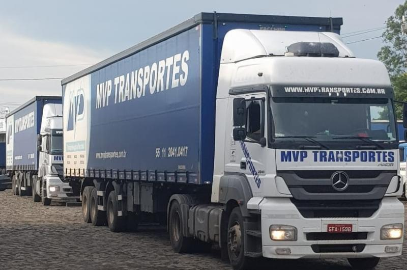 Empresa de transporte rodoviário internacional
