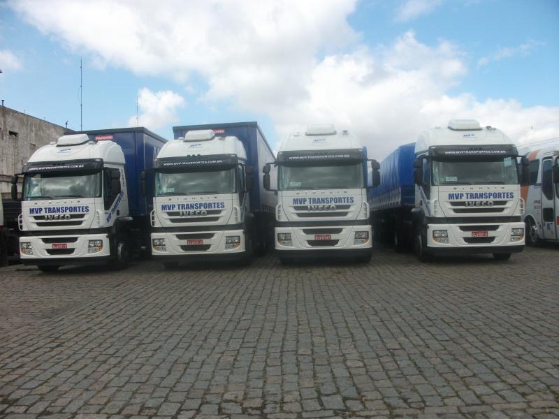 Transportadora brasil Uruguai