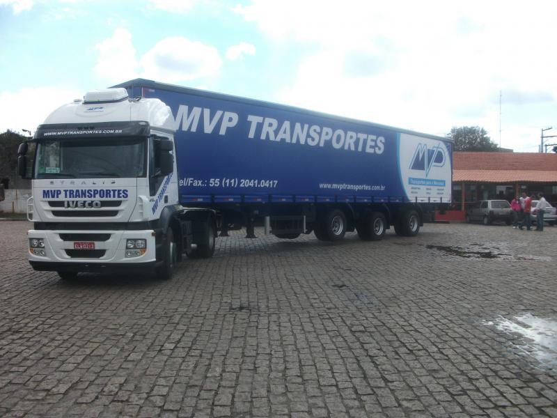Transportadora internacional brasil Paraguai