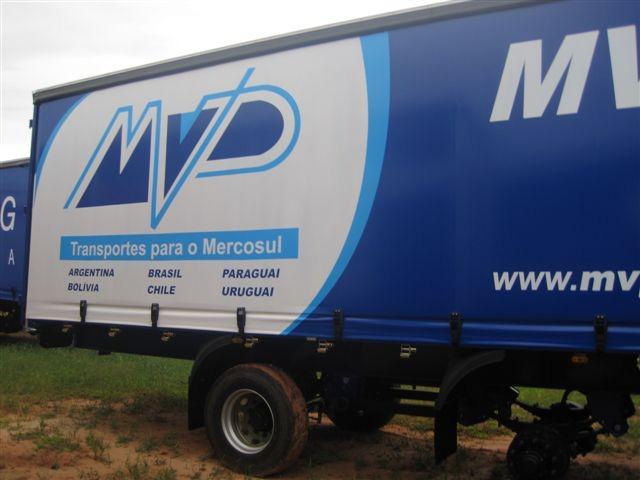 Transportadora que faz Bolívia