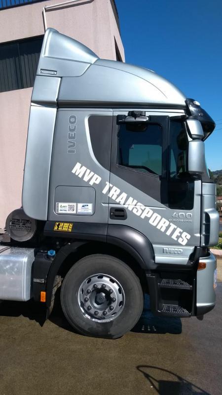 Transportadoras de cargas especiais