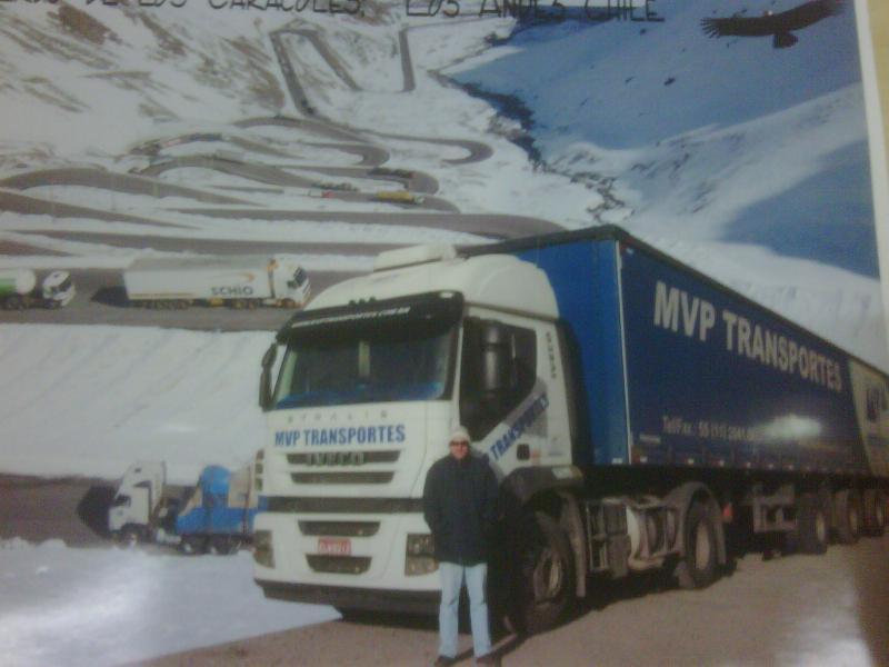 Transporte de cargas especiais