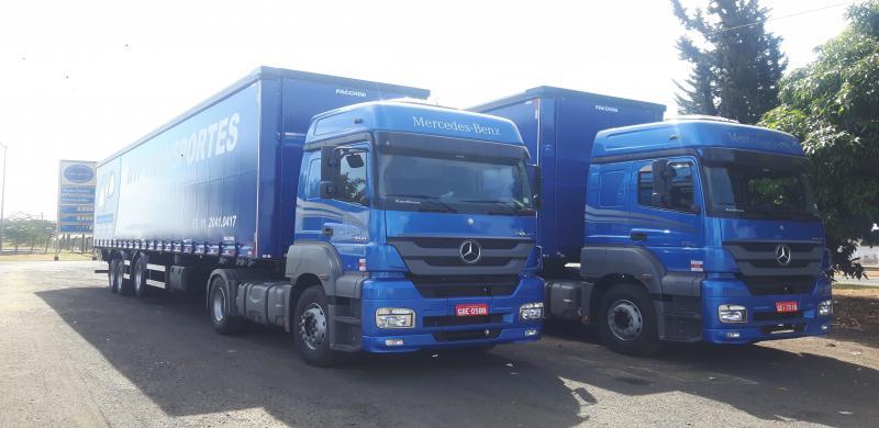 Transporte de cargas especiais e perigosas