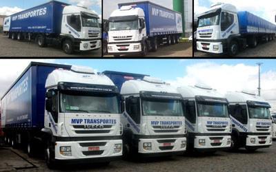 Transporte rodoviário de cargas para argentina
