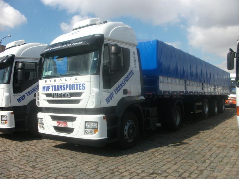 Transportes brasil argentina